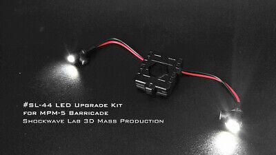 Shockwave Lab SL-44 LED Upgarde kit for MPM-5 Barricade,In stock!