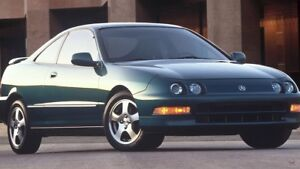 Wanted Acura integra 2dr 2000 and under
