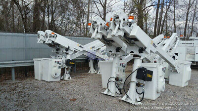 Lift Boom Telescopic Altec At200a For Utility Bucket Truck Loose
