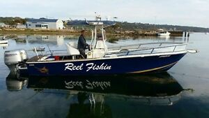 Black watch 25 ft centre console fishing boat. Kingscote Kangaroo Island Preview