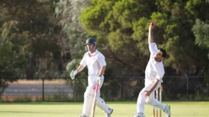 URGENT male cricketers  wanted for the upcoming season Adelaide CBD Adelaide City Preview