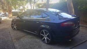 2008 Ford Mondeo MA XR5 Turbo Hatchback Lidcombe Auburn Area Preview