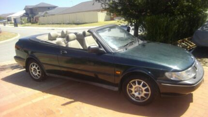 900 Convertible 5 Speed Manual  SAAB Alexander Heights Wanneroo Area Preview