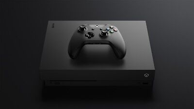 Used, XBOX ONE SCORPIO EDITION 1TB [LIMITED EDITION] for sale  Shipping to Canada