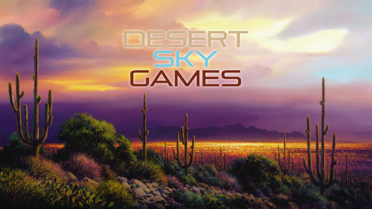 Desert Sky Games