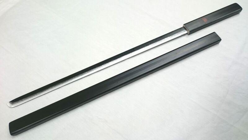 Naruto Wooden sword Katana Sasuke  Kusanagi sword Cosplay Japan Import F/S EMS
