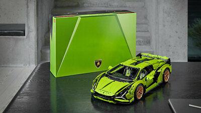 "LEGO 42115 Technic Lamborghini Sián FKP 37 **Brand New In shipper Box"" In Hand!!"