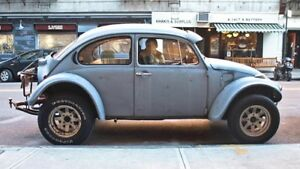 WANTED : VW BAJA BUG