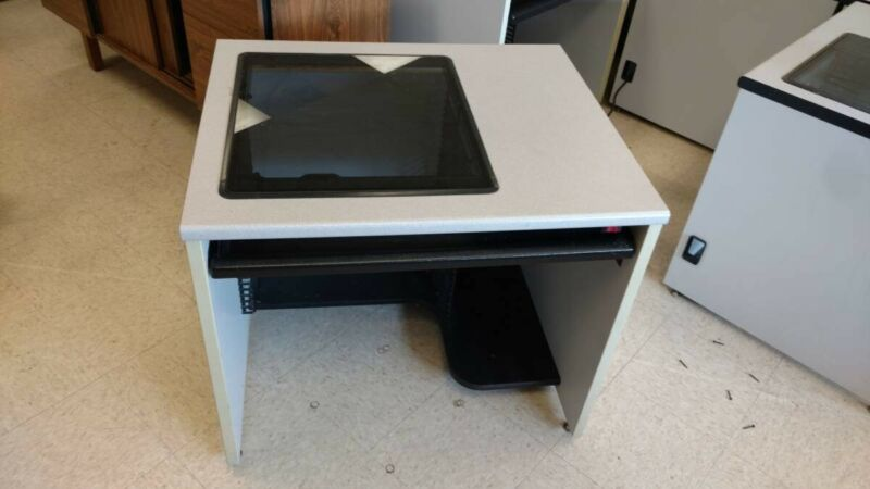 Nova down view school office commercial computer desk
