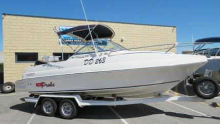 COMMODORE ALL ROUNDER 570 GREAT FIRST BOAT STURDY N SAFE AND EASY