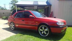 1995 Nissan Pulsar Hatchback Rochedale South Brisbane South East Preview