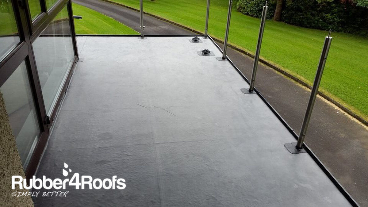 Premium epdm rubber roofing membrane classicbond multiple sizes to 5m - Advantages using epdm roofing membrane ...