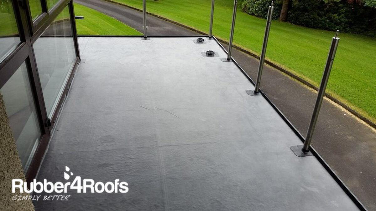 Premium epdm rubber roofing membrane classicbond multiple sizes to 5m - Advantages using epdm roofing membrane ...