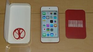 MINT!!! 5TH GEN. PROJECT RED 32GB IPOD TOUCH.