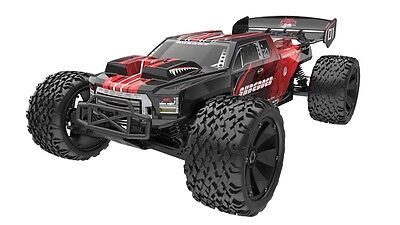 Redcat Racing Shredder 1/6 Scale Brushless Electric Monster Truck 4x4 1:6 rc car (Shredder Rc)