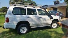 2001 Toyota LandCruiser Wagon 105 4.2D Oakford Serpentine Area Preview