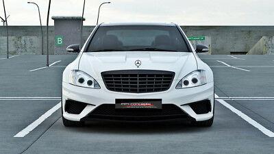 Bodykit für Mercedes S Klasse W221 Widebodykit Stoßstangen Maske Kotflügel AMG