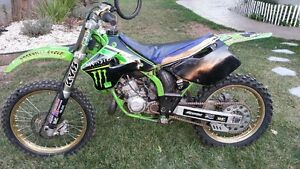 Looking for parts!!! 1995 kx 125 *pic for attention