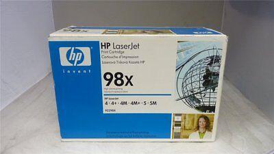 4 X Neue Toner (Original HP Toner 92298X für HP LaserJet 4 / 5 Series NEU in OVP  [90-15-23])