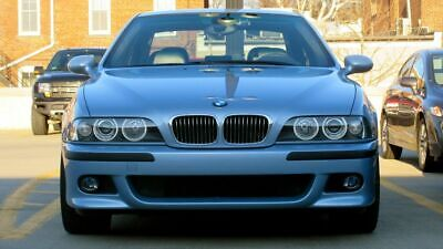 FRONT BUMPER FOR BMW 5 SERIES E39 95 03 M STYLE PERFORMANCE