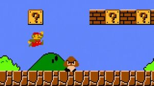 In search of old video games