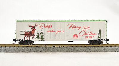 1-0015N N Con-Cor Christmas Car for 2015 Cupid Reindeer Car