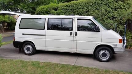 2004 Volkswagen Transporter T4 Van LWB 4dr Auto 4sp 2.5DT