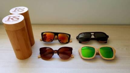 Bamboo Sunglasses - Unisex
