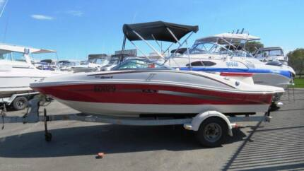 SEA RAY 185 SPORT BOW RIDER READY FOR SUMMER FUN