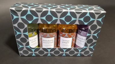 4 Luxury Assorted Rainbow Vacuum Cleaner Fragrances Scents Air