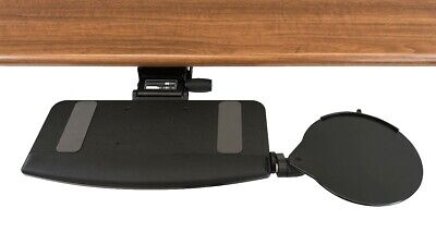 Imovr Trackless Keyboard Tray With Movable Mouse Platform