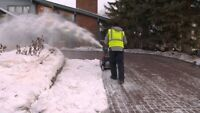Do you need snow removal services?