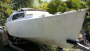 23 ft Trailer Sailor (Unfinished Project) Macleay Island Redland Area Preview