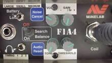 MINELAB F1A4  Modified Level 2 by Jack Lange Glenburn Murrindindi Area Preview