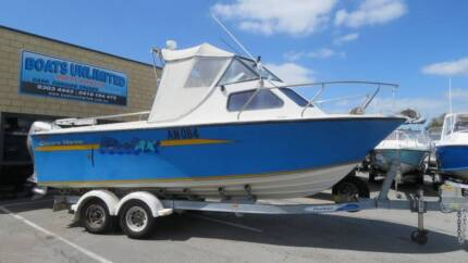 CHIVERS SEAMASTER SPORT FISHERMAN 21 HARD TO FIND A BETTER RIDE
