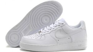 NIKE-AIR-FORCE-1-039-07-scarpe-uomo-sneakers-pelle-bianche-running-sportive-casual