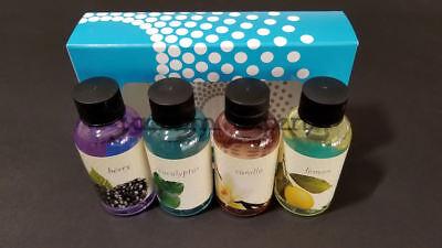 Genuine 4 Assorted Rainbow Vacuum Cleaner Fragrances Scents Air
