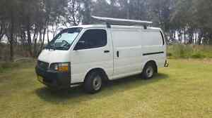 1999 Toyota Hiace Camper Chittaway Point Wyong Area Preview
