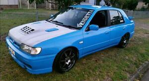 Nissan pulsar Sss 3 months rego Condell Park Bankstown Area Preview