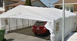 Abri tempo / Car shelter/ Price drop
