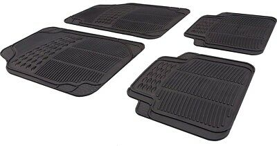 Waterproof BLACK Rubber Car Non-Slip Floor Mats Daihatsu Sportrak for sale  Shipping to Ireland