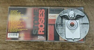 The Stone Roses CD The Complete Stone Roses- 1995 (The Stone Roses The Complete Stone Roses)