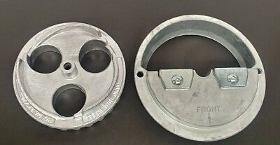 1 X Gumball Wheel Conversion Kit For Rb16 Beaver Vending Machines 2 Pieces Parts