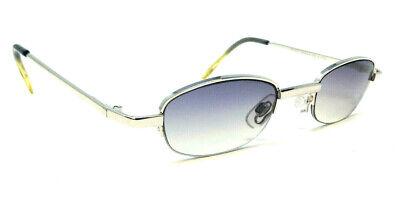 ELEGANT SLIM CLASSIC OVAL ROUND SEMI RIMLESS AVIATOR SUNGLASSES CASUAL RETRO VTG Semi Oval Sunglasses
