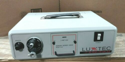 Luxtec Super Charged 9300T Xenon Series 9000 Selling AS-IS For Parts