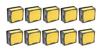 10 Air Filters For Husqvarna 525 47 06-02 525470602 605-618 14260 43963 Saw