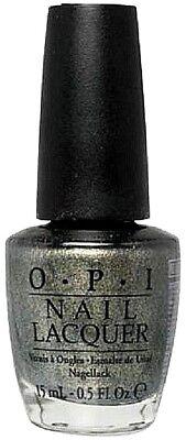 OPI Nail Polish Lacquer Enamel Varnish M38 Number One Nemesis RARE 15ml NEW