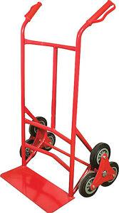 stair climbing hand cart (600 lbs) new