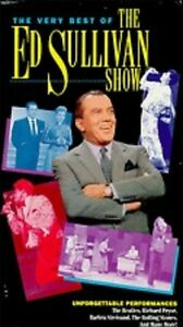 THE VERY BEST of the ED SULLIVAN SHOW: UNFORGETTABLE PERFORMANCE