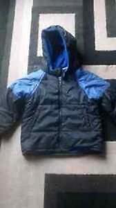 Boys toddler winter coat bundle